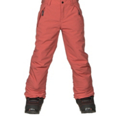 O'Neill Charm Girls Snowboard Pants, Burnt Sienna, medium