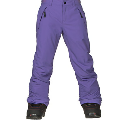 O'Neill Charm Girls Snowboard Pants, Teal Blue, viewer