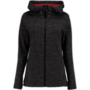 O'Neill Hoody Fleece, Black Out, medium