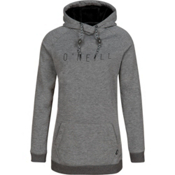 O'Neill Harmony Fleece Womens Hoodie, Mareine Melee, medium