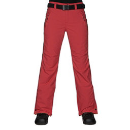 O'Neill Star Womens Snowboard Pants, Poppy Red, 256