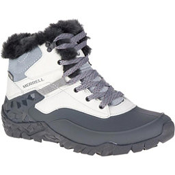 Merrell Aurora 6 Ice Waterproof Womens Boots, Ash, 256