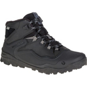 Merrell Overlook 6 Ice Waterproof Mens Boots, Black, medium
