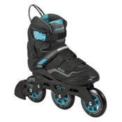 Powerslide Phuzion Reign II Inline Skates 2016, Black-Blue, medium