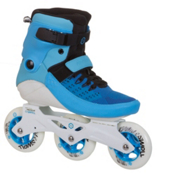 Powerslide Swell 100 Inline Skates 2017, Swell Blue, medium