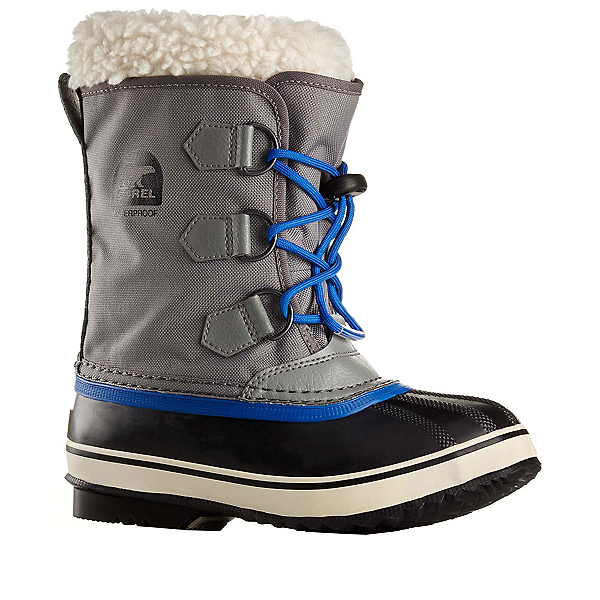 Sorel Yoot Pac Boys Boots, City Grey, 600
