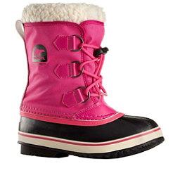 Sorel Yoot Pac Girls Boots, Haute Pink, 256