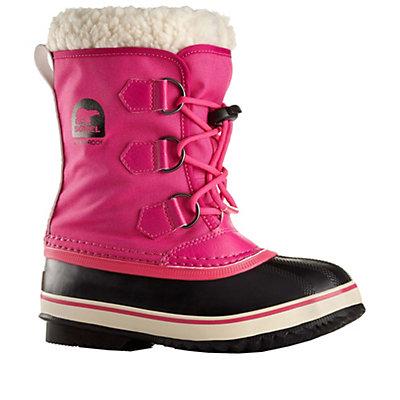 Sorel Yoot Pac Girls Boots, Haute Pink, viewer