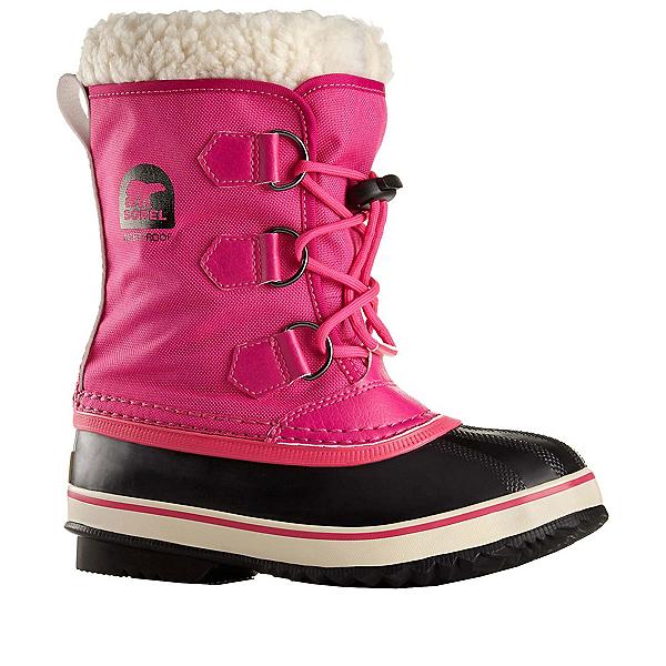 Sorel Yoot Pac Girls Boots, Haute Pink, 600