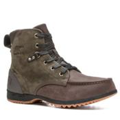 Sorel Ankeny Moc Toe Mens Boots, Peatmoss-Cordovan, medium