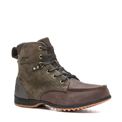 Sorel Ankeny Moc Toe Mens Boots, , viewer
