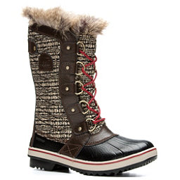 Sorel Tofino II Womens Boots, Cordovan-Saddle, 256