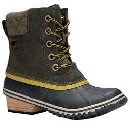 Sorel Slimpack II Lace Womens Boots, Peatmoss-Bog, 256