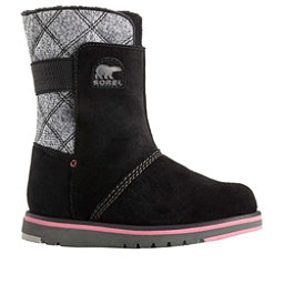 Sorel Rylee Girls Boots, Black, 256