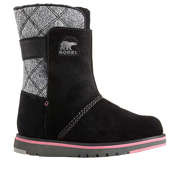 Sorel Rylee Girls Boots, Black, 600