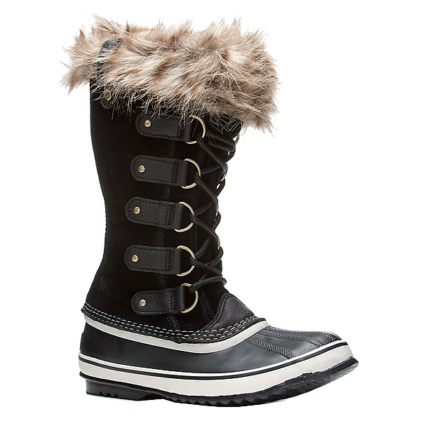 Sorel Joan Of Arctic Womens Boots, Black-Stone, 600