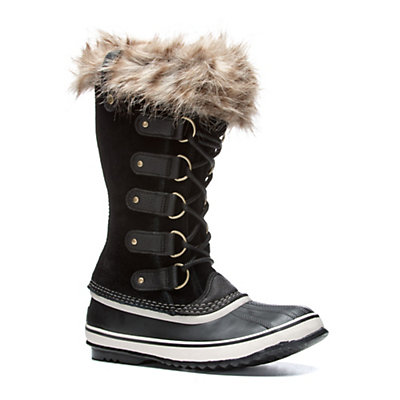 Sorel Joan Of Arctic Womens Boots, Black-Stone, viewer
