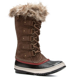 Sorel Joan Of Arctic Womens Boots, Umber-Red Dahl, 256