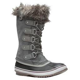 Sorel Joan Of Arctic Womens Boots, Quarry-Black, 256