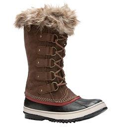 Sorel Joan Of Arctic Womens Boots, Umber-Red Dahl, 256
