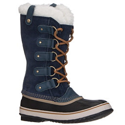 Sorel Joan of Artic Shearling Womens Boots, Collegiate Navy, 256