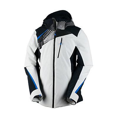 Obermeyer Kitzbuhel Womens Insulated Ski Jacket, White, viewer