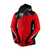 Obermeyer Kitzbuhel Womens Insulated Ski Jacket, Crimson, medium
