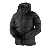 Obermeyer Charisma Womens Jacket, Houndstooth, medium