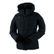 Obermeyer Charisma Petite Womens Jacket, Black, medium