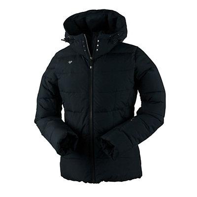 Obermeyer Charisma Petite Womens Jacket, Black, viewer