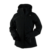 Obermeyer Zermatt Womens Insulated Ski Jacket, Black, medium