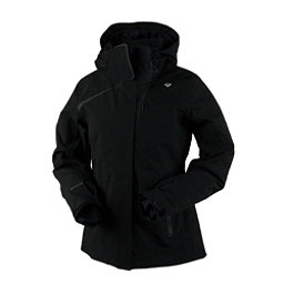 Obermeyer Zermatt Womens Insulated Ski Jacket, Black, 256
