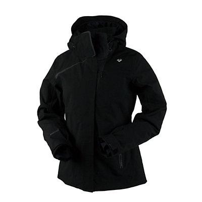 Obermeyer Zermatt Womens Insulated Ski Jacket, Black, viewer
