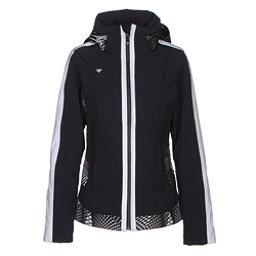 Obermeyer Chamonix Womens Insulated Ski Jacket, Black, 256