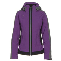 Obermeyer Chamonix Womens Insulated Ski Jacket, Azalea Purple, 256