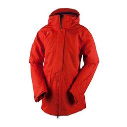Obermeyer Aura Womens Insulated Ski Jacket, Tiger's Eye, 256