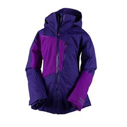 Obermeyer Sidley Womens Insulated Ski Jacket, Azalea Purple, 256