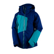 Obermeyer Sidley Womens Insulated Ski Jacket, Dusk, medium