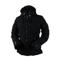 Obermeyer Leighton Petite Womens Insulated Ski Jacket, Black, 256