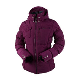 Obermeyer Leighton Petite Womens Insulated Ski Jacket, Pinot Vino, 256