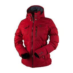 Obermeyer Leighton Womens Insulated Ski Jacket, Crimson, 256