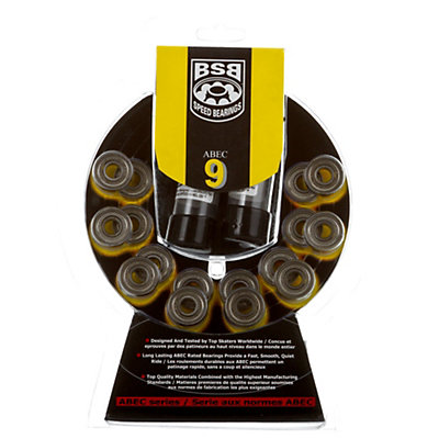 Boss 608 ABEC 9 Skate Bearings, , large