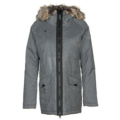 Obermeyer Alexa Parka w/Faux Fur Womens Jacket, , viewer