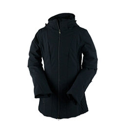 Obermeyer Siren Womens Insulated Ski Jacket, Black, 256