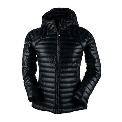 Obermeyer Pika Down Insulator Womens Jacket, Black, viewer