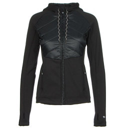 Obermeyer Kit Hybrid Insulator Womens Jacket, Black, 256