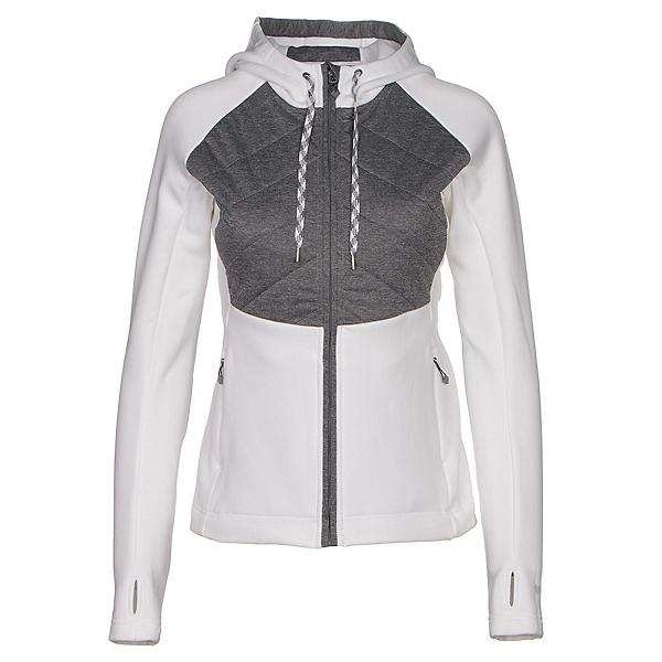 Obermeyer Kit Hybrid Insulator Womens Jacket, White, 600