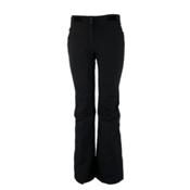 Obermeyer Warrior Short Womens Ski Pants, Black, medium
