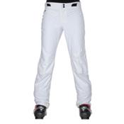 Obermeyer Warrior Short Womens Ski Pants, White, medium