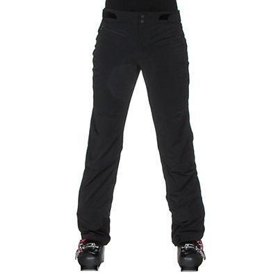Obermeyer Warrior Womens Ski Pants, Black, viewer